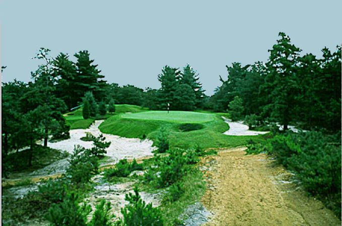 Pine Valley Golf Club: The Beautiful Monster : Pro Golf Tips